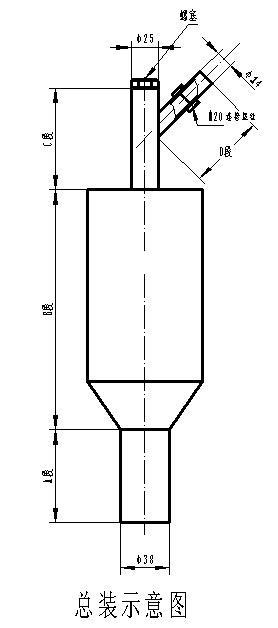 自制测堵器电路图