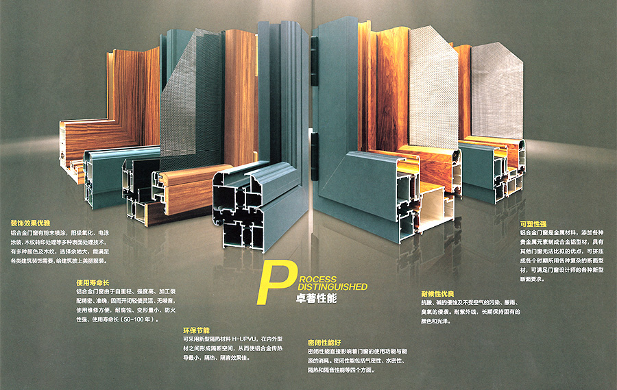 门窗定制|高档门窗材质