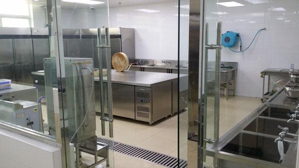 后厨餐饮厨房设计规范