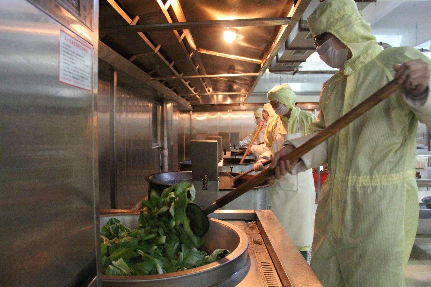中央厨房_团餐的应用于发展