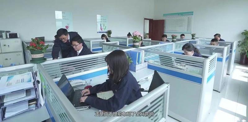 中新华美网销运营团队