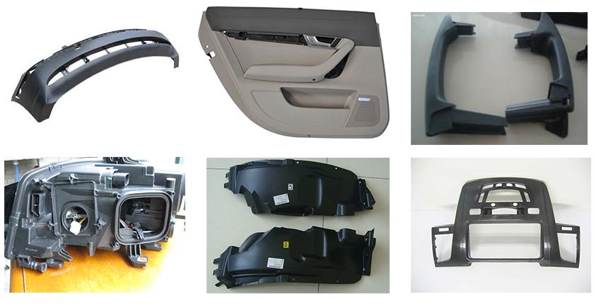 汽车用改性pp材料的应用