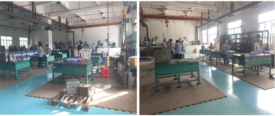 塑胶模具制造厂家