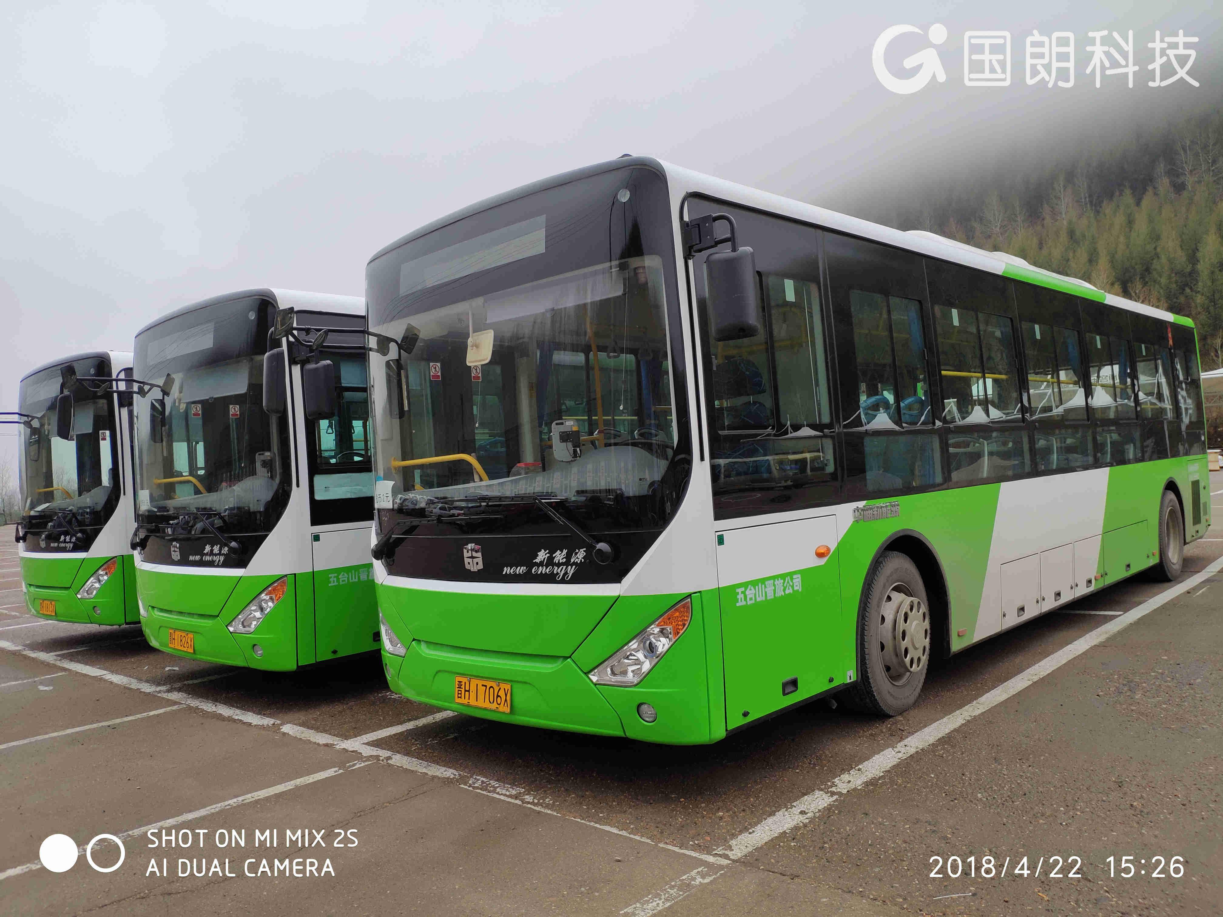 五台山公交 -国朗 (13)