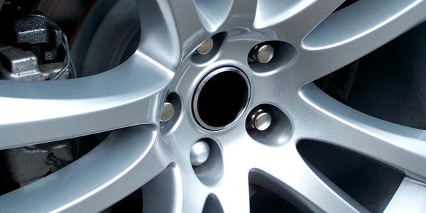 型材生产厂-轿车铝轮毂2