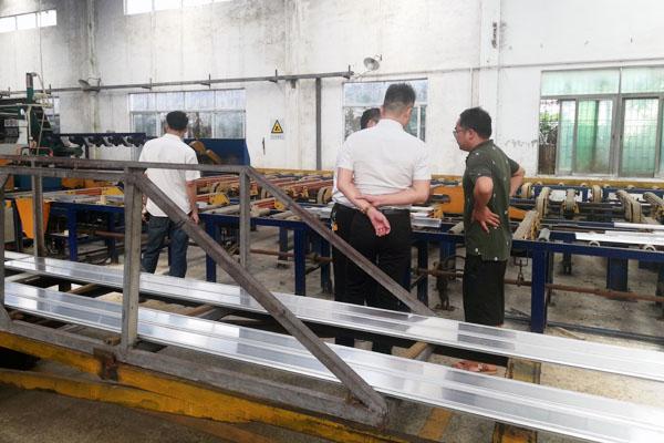 东莞铝型材挤压厂