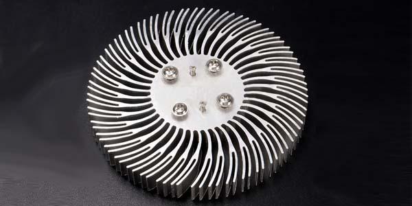 订做散热器铝型材