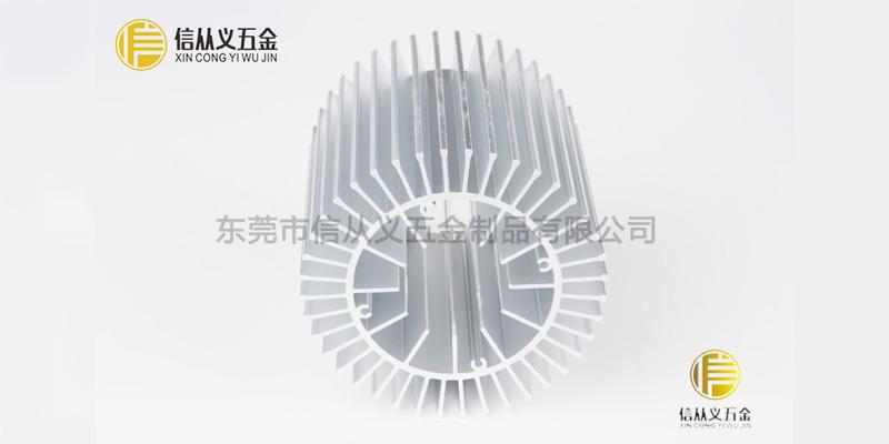 铝型材散热器深圳厂家