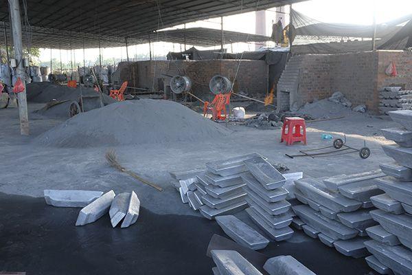 惠州铝制品厂-土法炼铝4