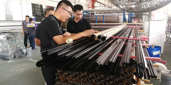 杭州铝合金型材定制