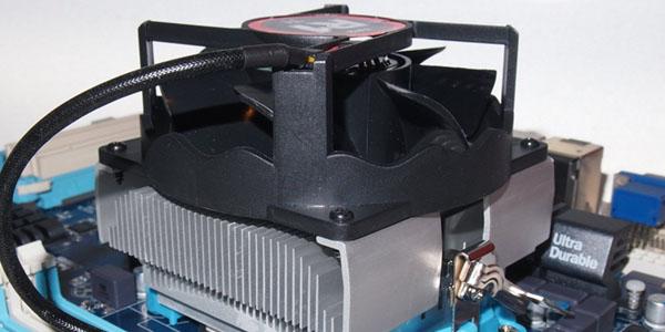 处理器散热器