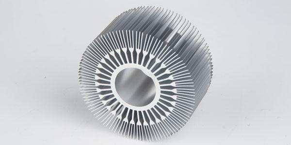 东莞铝型材厂家-太阳花