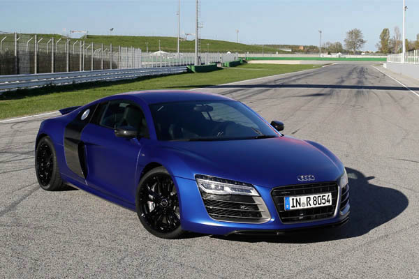型材生产厂-铝车身Audi R8