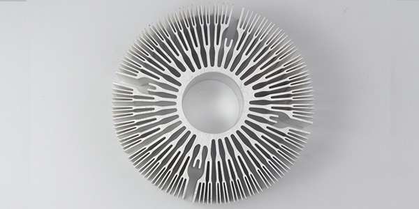 广东铝合金散热器