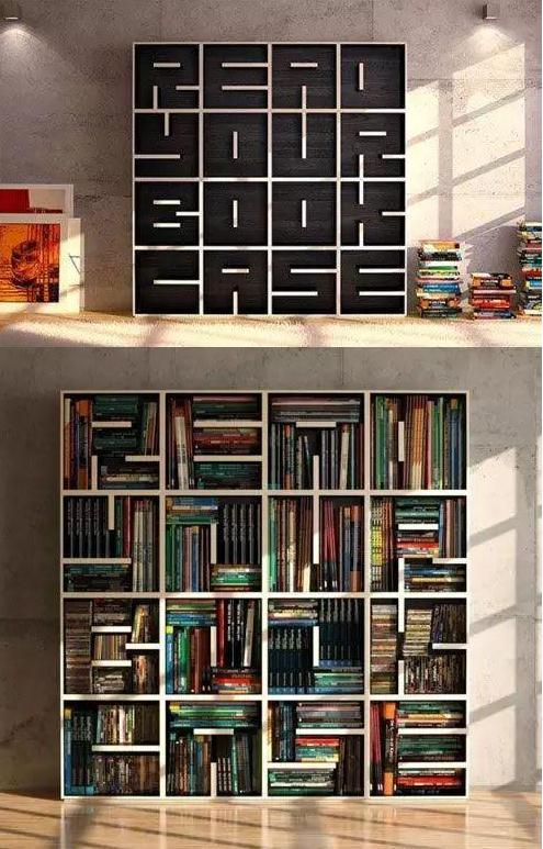 书房书架2