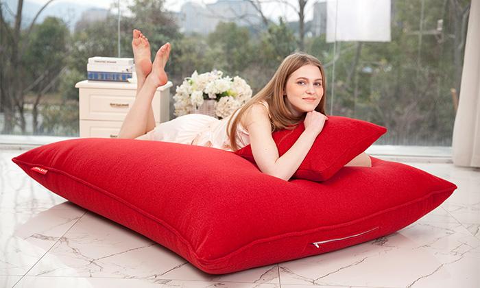 LUCKYSAC沙发床新理念设计多功能使用