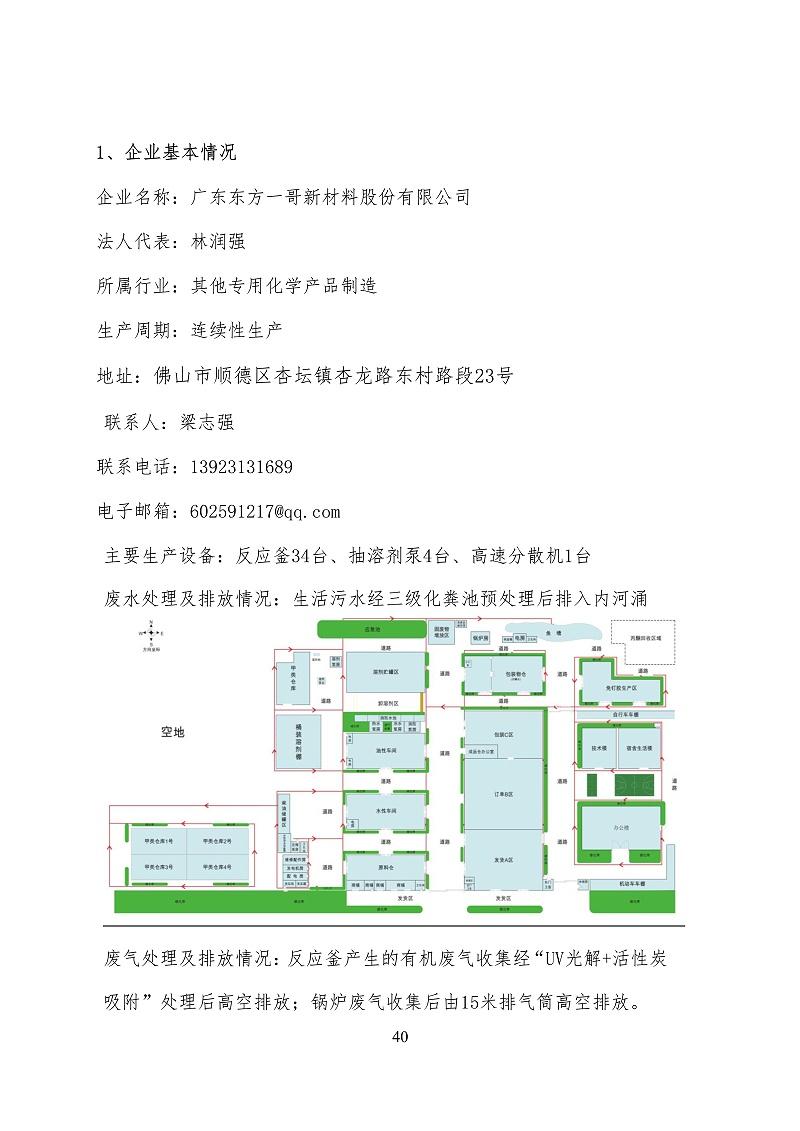 企业事业环境信息公开目录明细东方一哥_12