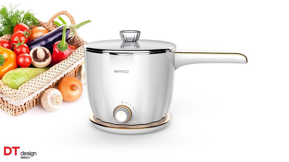 电煮锅设计案例