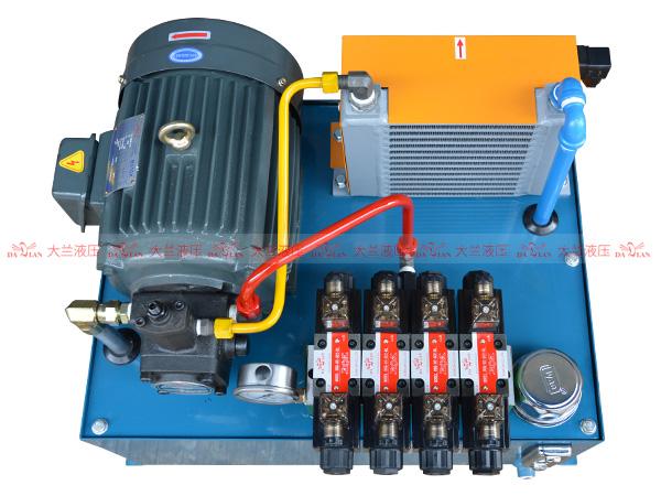 雷速体育比分直播液压站液压系统
