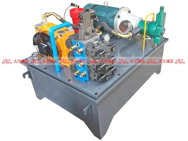 大兰液压小型液压系统