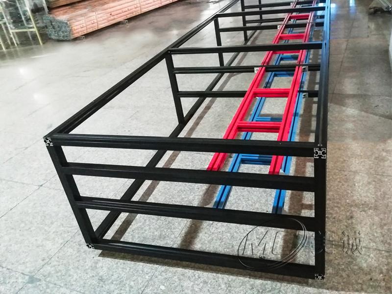 鋁型材機房走線架