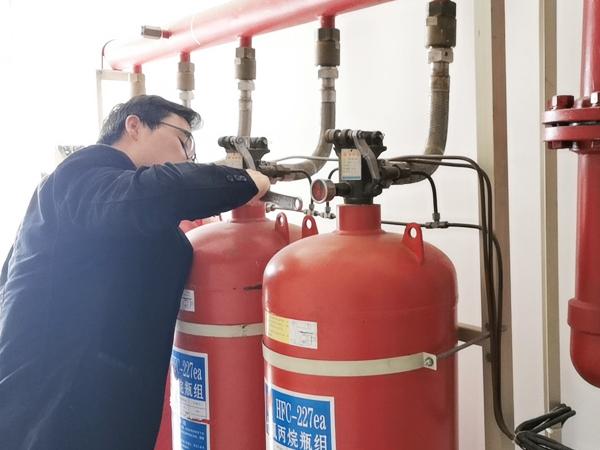 七氟丙烷氣瓶檢測年限