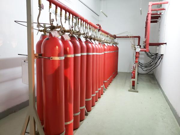 管网七氟丙烷灭火系统对储瓶间的要求