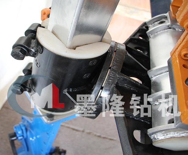 ZQJC-1100气动式架柱钻机可实现探水探瓦斯工作原理是什么呢!