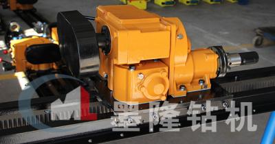 气动架柱式钻机怎么样 气动架柱式钻机厂家
