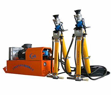 MYT系列液压锚杆钻机一泵双机