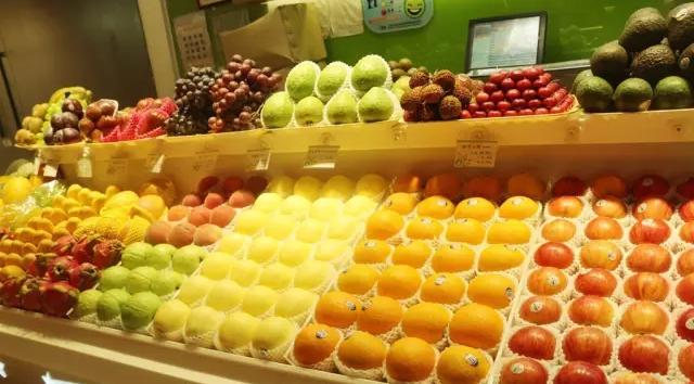 水果摆放2