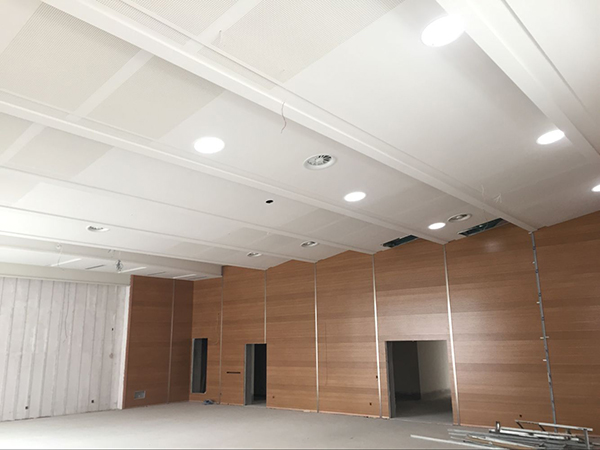 导光管案例 乐龄公寓多功能厅1