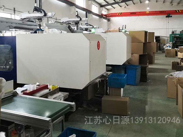 沃肯电脉冲阻垢系统应用于注塑行业