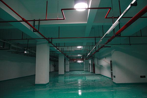 導光管地下車庫案例