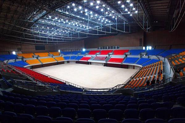 索乐图导光管日光照明在体育场馆的应用