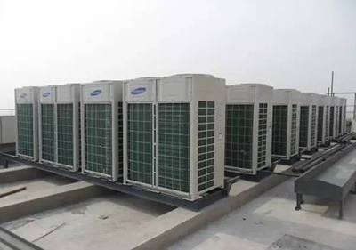中央空调机房节能