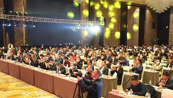 中国家具协会第七次会员代表大会现场