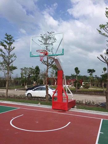 移动仿液压篮球架 (5)