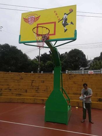 移动仿液压篮球架 (8)