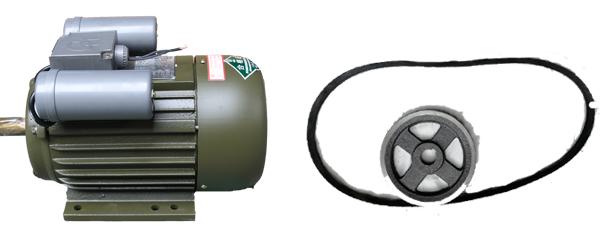 电机皮带轮