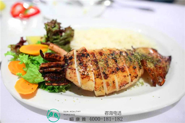 成都养老院|一暄康养养生堂:海鲜营养价值高,中老年人这样吃(二)