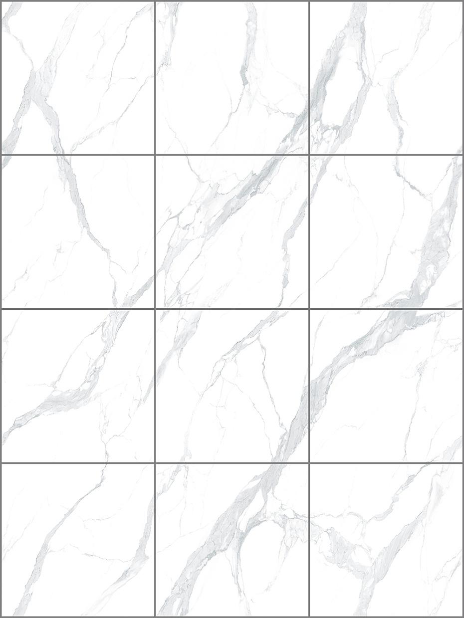 8T508-伊利絲白-12面無限連紋