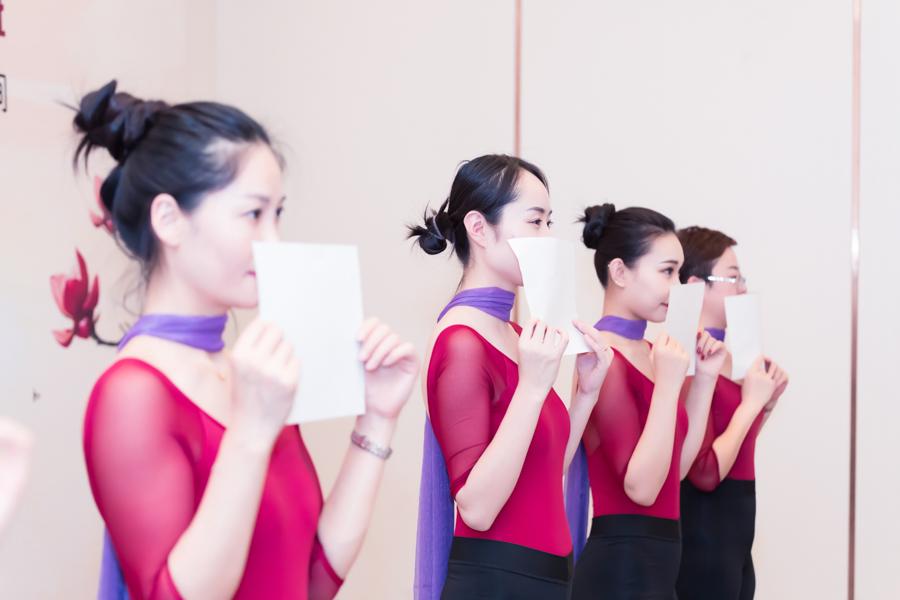 修齐礼仪学院行为美学课程优雅仪态形体礼仪修炼