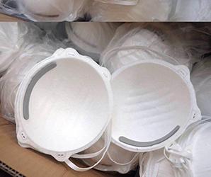 口罩针棉可用于杯型口罩