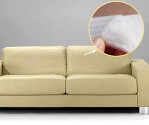 沙发硬质棉剖面图