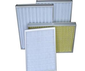 4080无胶棉应用于空气净化