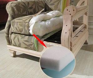 沙发剖面图