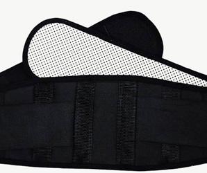 聚酯针刺无纺布应用于护腰保健