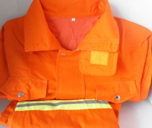 防火阻燃棉应用于阻燃服