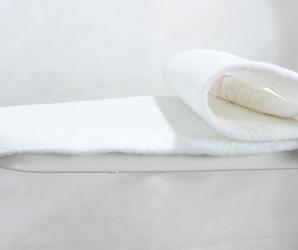 环保针刺毡应用于烫衣板